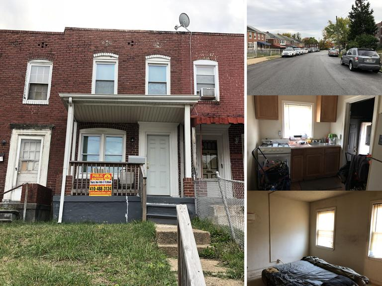 442 Roundview Rd. Baltimore, MD 21227
