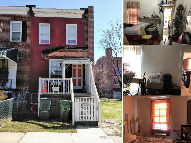 2621 Rosewood Ave Baltimore, MD 21215