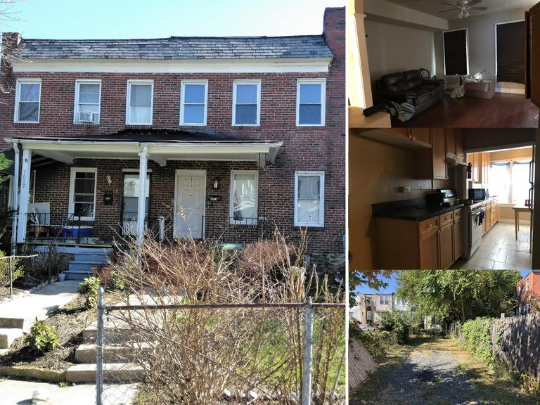 3019 Oakford Ave Baltimore, MD 21215