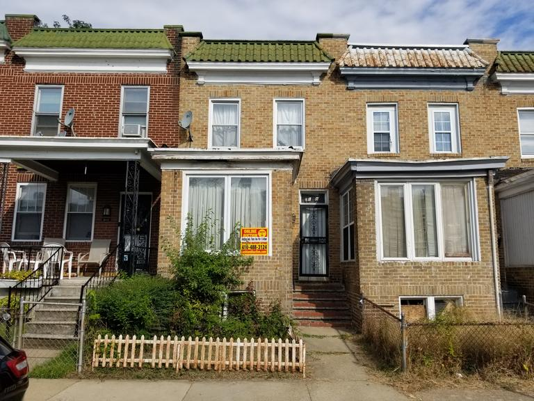 3108 Brighton St. Baltimore, MD 21216