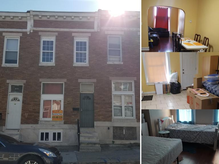 1677 Darley Ave. Baltimore, MD 21213