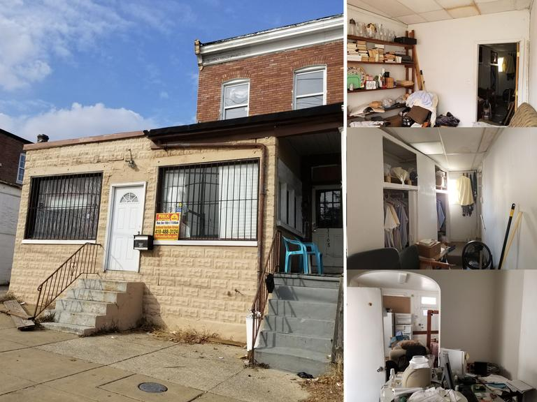 3168 Wilkens Ave. Baltimore, MD 21223