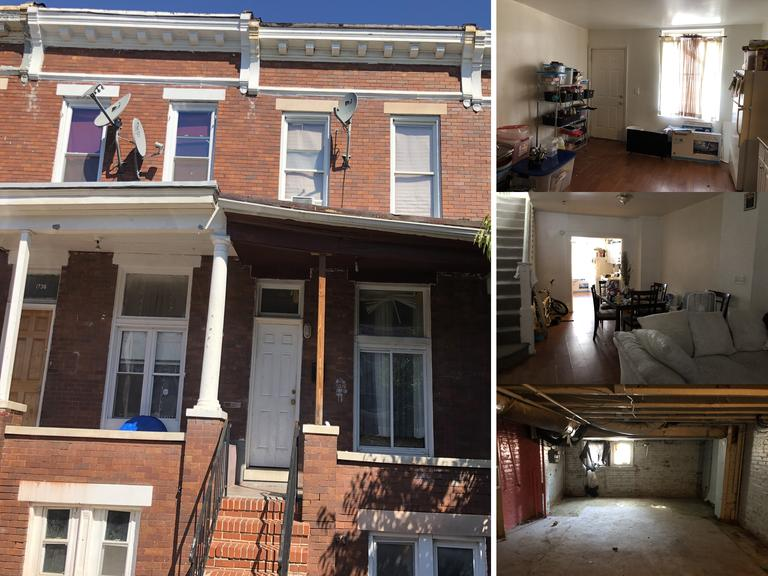 1738 Darley Ave Baltimore, MD 21213