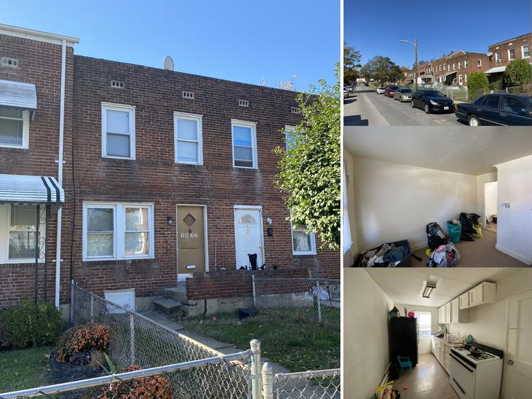 2822 Bookert Dr. Baltimore, MD 21225
