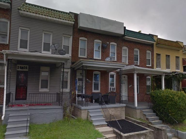 2624 W Franklin St. Baltimore, MD 21223