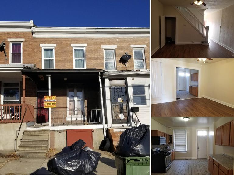 3142 Wilkens Ave. Baltimore, MD 21223