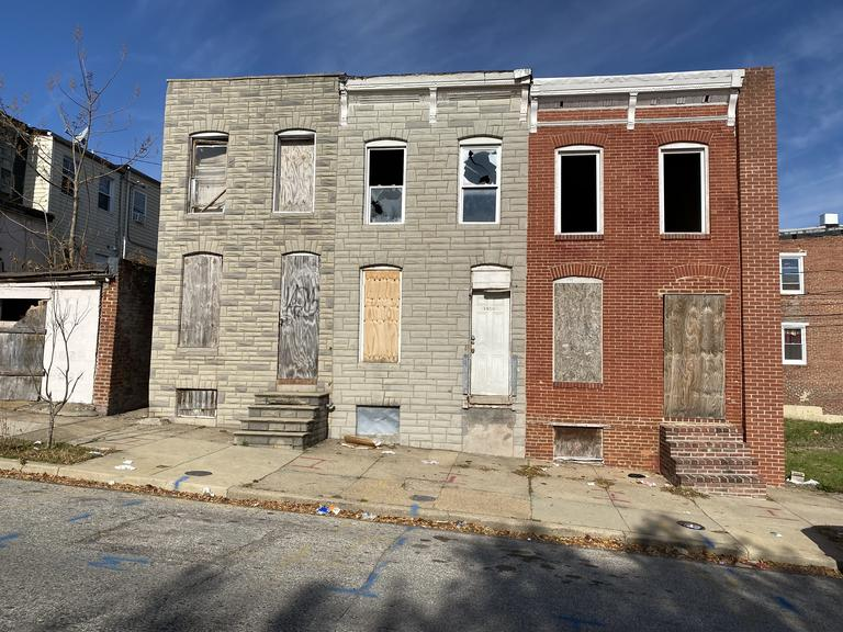 1422 Ramsay St. Baltimore, MD 21223