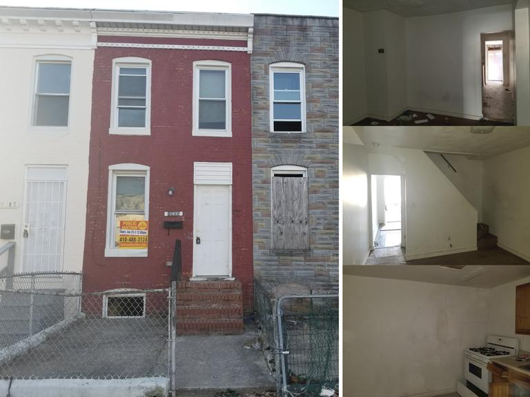 1905 McHenry St. Baltimore, MD 21223