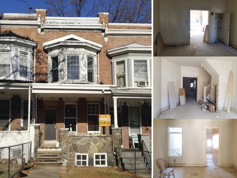 2740 Mosher St. Baltimore, MD 21216