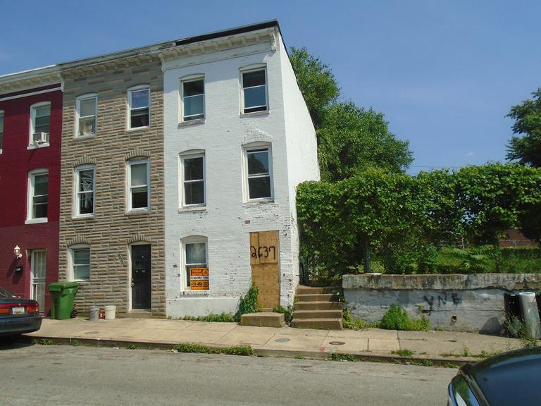 2637 Dulany St. Baltimore, MD 21223