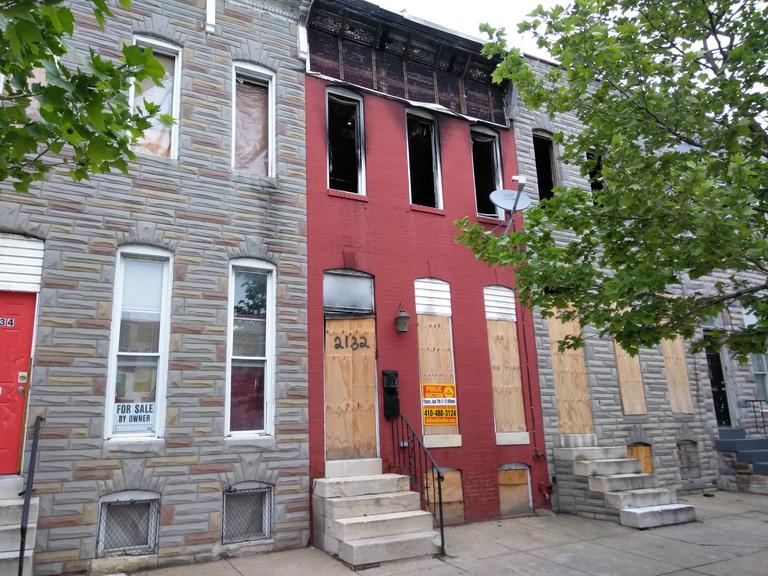 2132 Wilkens Ave. Baltimore, MD 21223