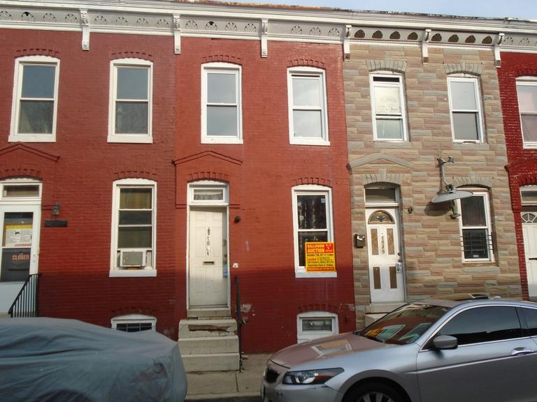 1551 N Woodyear St. Baltimore, MD 21217