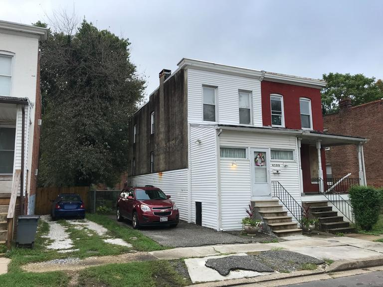 4109 Newton Ave. Baltimore, MD 21215