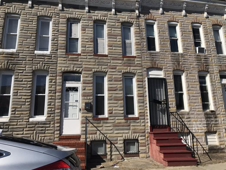 342 S Woodyear St. Baltimore, MD 21223