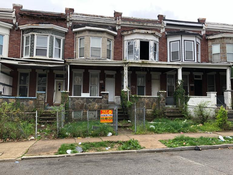 2809 Riggs Ave. Baltimore, MD 21216