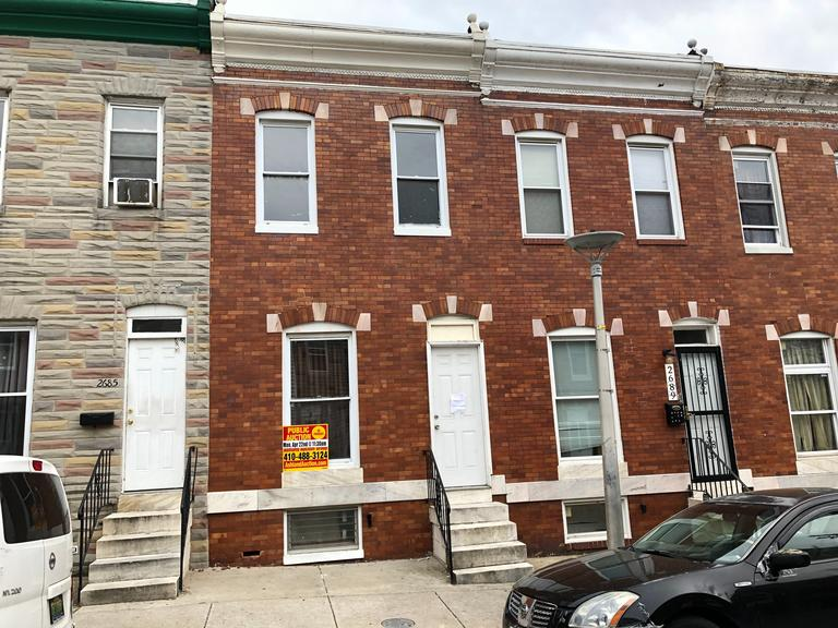 2687 Dulany St. Baltimore, MD 21223