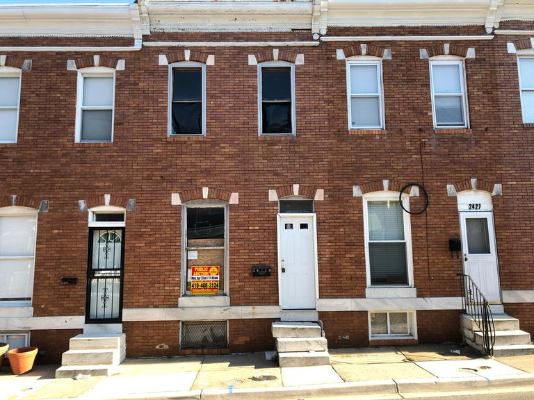 2425 Christian St. Baltimore, MD 21223