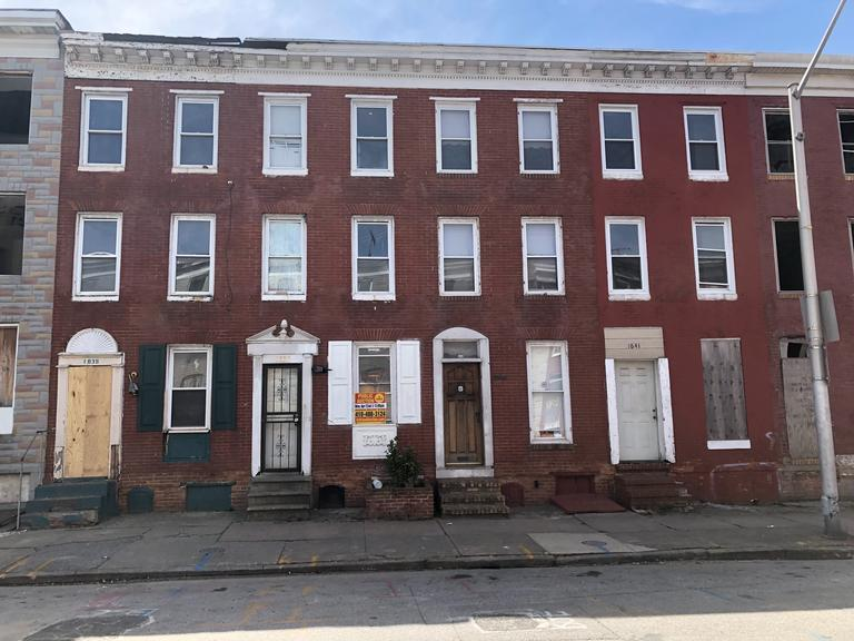 1837 McHenry St. Baltimore, MD 21223