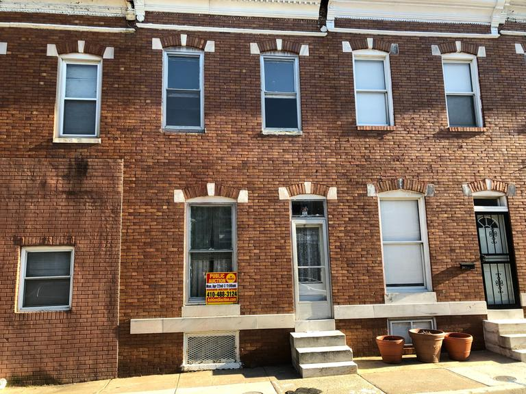 2421 Christian St. Baltimore, MD 21223