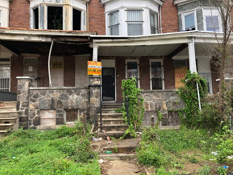 2830 Riggs Ave. Baltimore, MD 21216