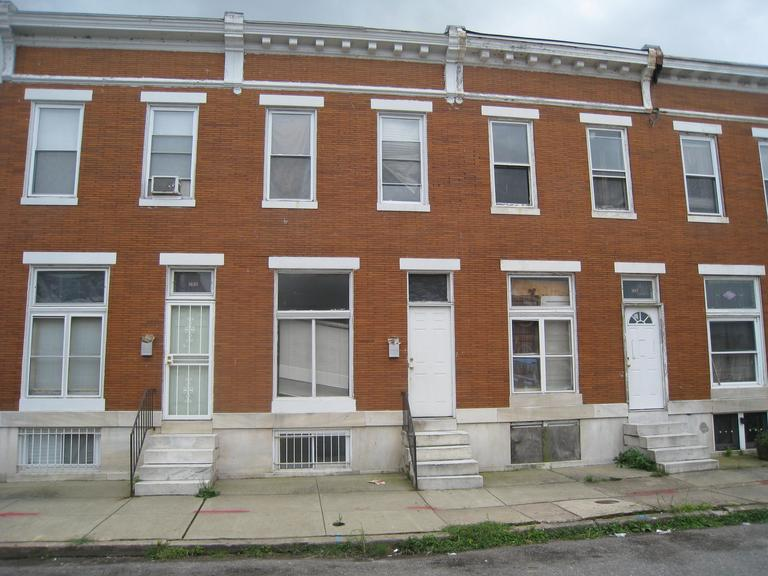 1619 Darley Ave. Baltimore, MD 21213