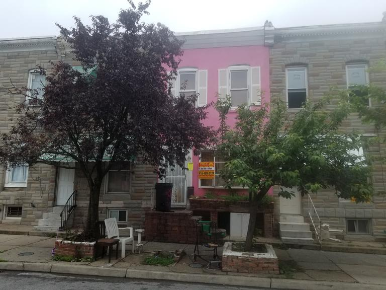 2564 W Fayette St. Baltimore, MD 21223
