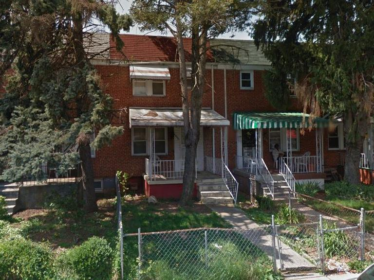5354 Cordelia Ave. Baltimore, MD 21215