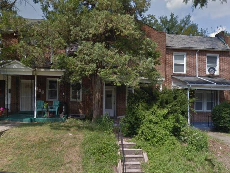 608 Winston Ave. Baltimore, MD 21212