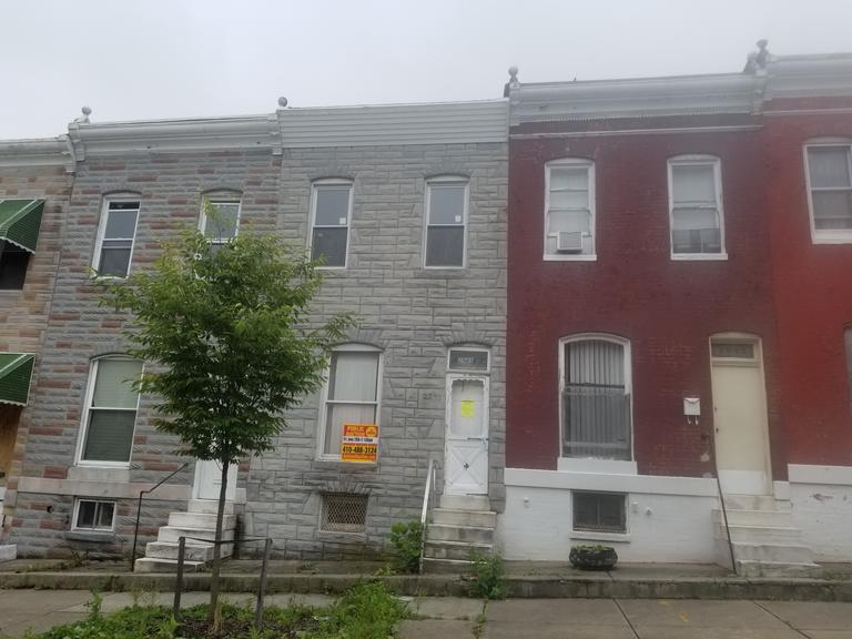 2541 W Fayette St. Baltimore, MD 21223