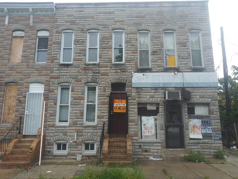 2104 Ramsay St. Baltimore, MD 21223