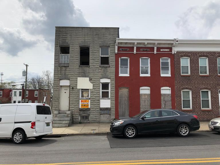 1621 Gorsuch Ave. Baltimore, MD 21218
