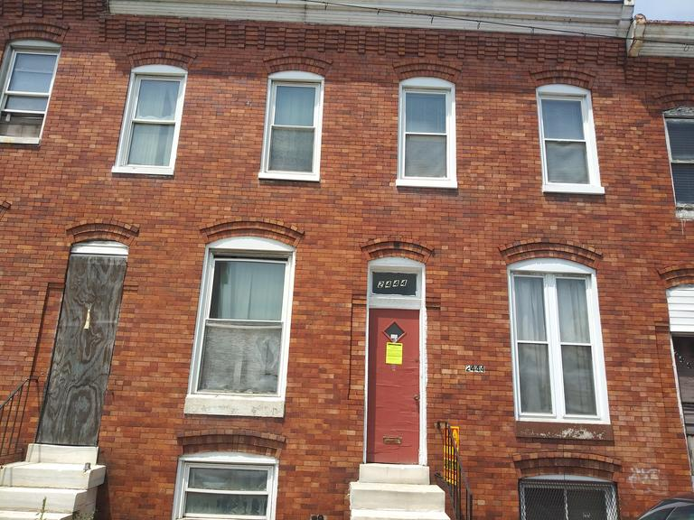 2444 Frederick Ave. Baltimore, MD 21223