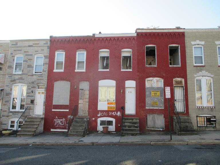 2019 Clifton Ave. Baltimore, MD 21217