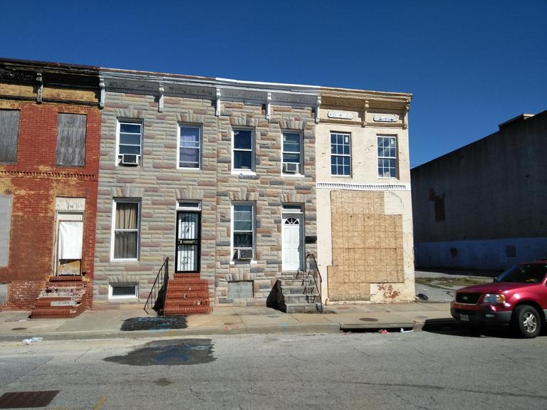 1628 Gorsuch Ave. Baltimore, MD 21218