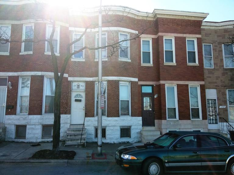 1945 W Mulberry St. Baltimore, MD 21223