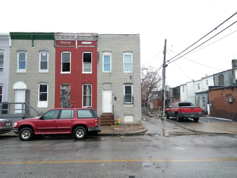 437 S. Pulaski St. Baltimore, MD 21223