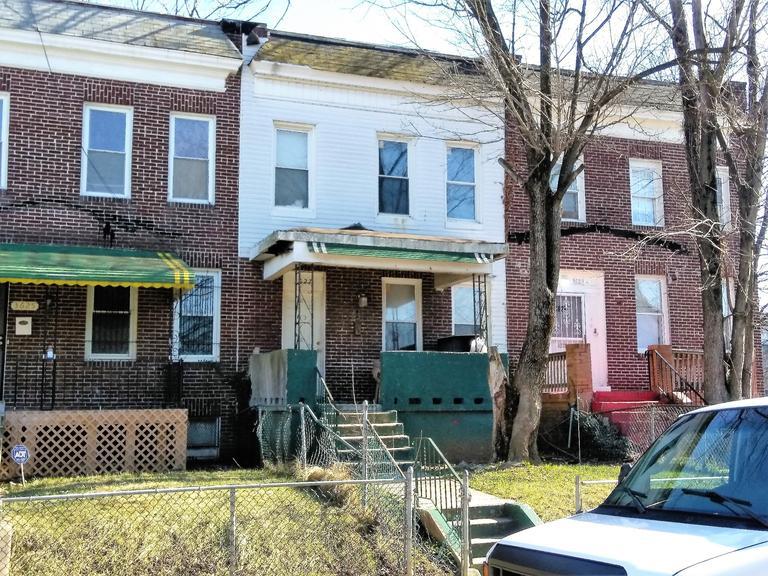 3627 W Garrison Ave. Baltimore, MD 21215