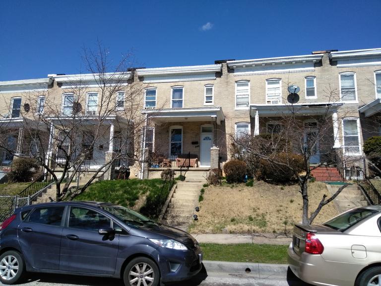 1708 E 29th St. Baltimore, MD 21218