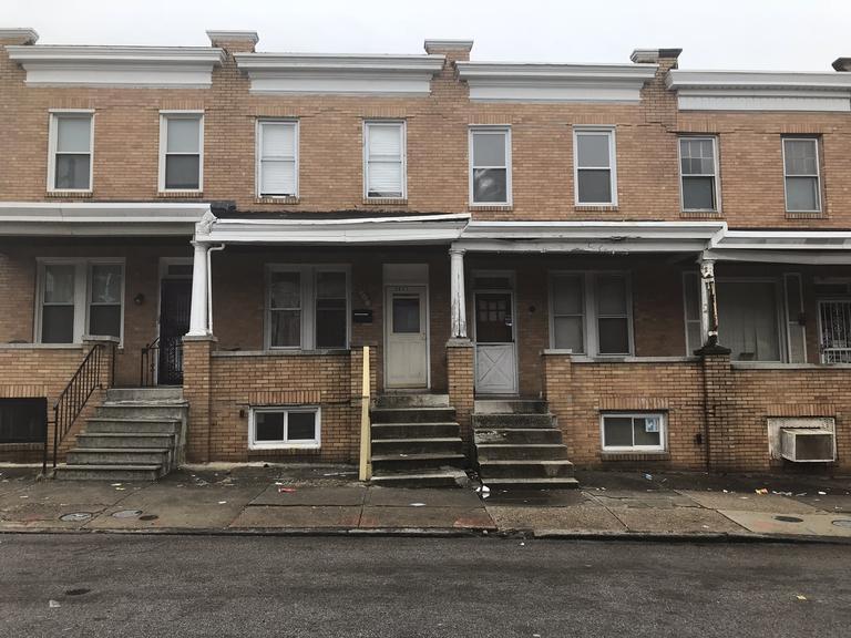 2631 E Preston St. Baltimore, MD 21213