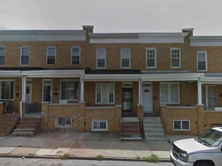2709 E Preston St. Baltimore, MD 21213