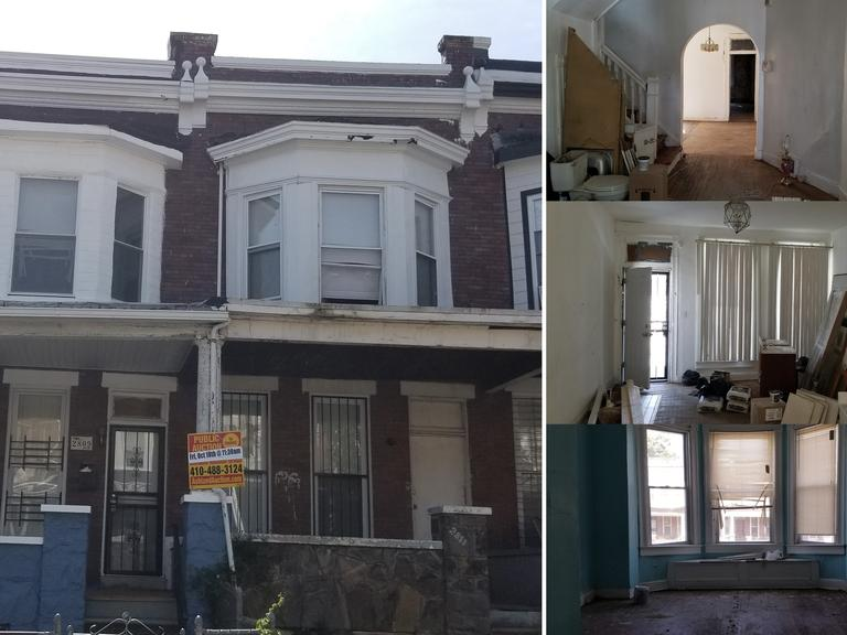 2809 Riggs Ave Baltimore, MD 21216