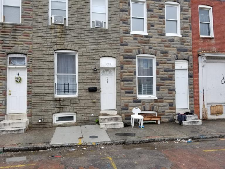528 N Belnord Ave Baltimore, MD 21205
