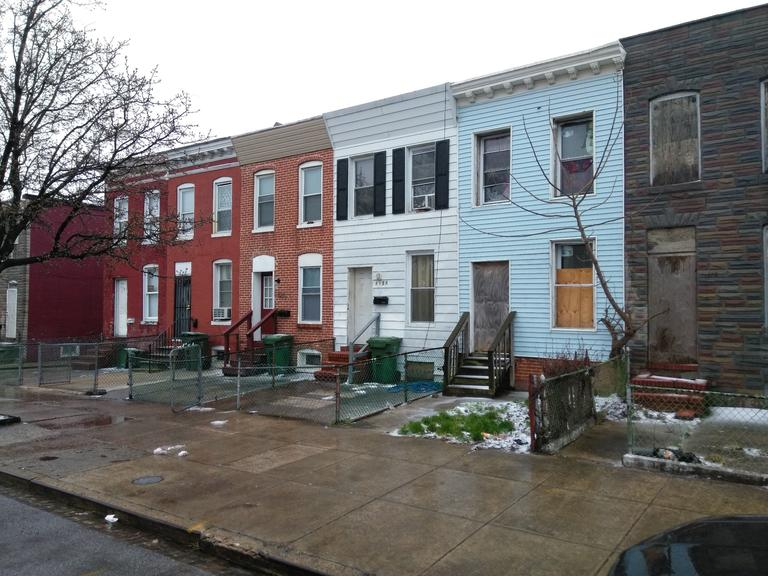 1925 McHenry St. Baltimore, MD 21223