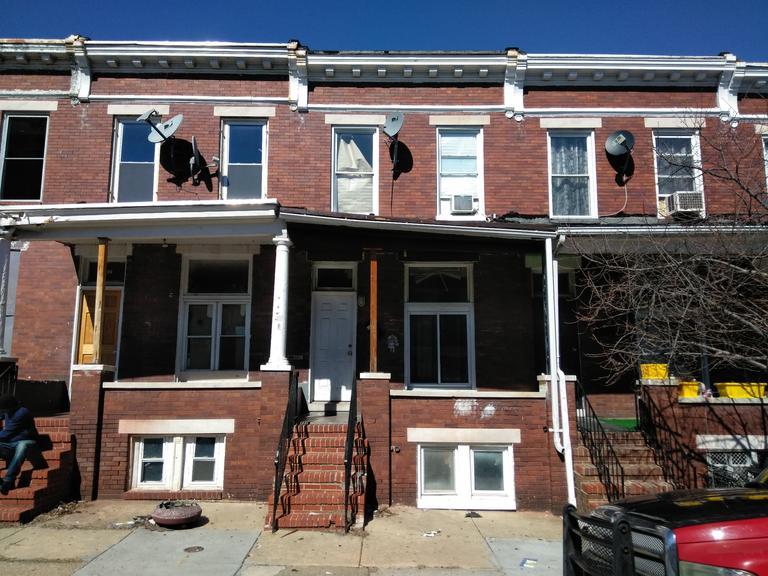 1738 Darley Ave Baltimore, MD 21213