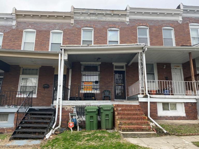606 Denison St. Baltimore, MD 21229