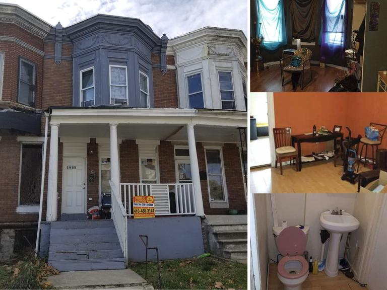 4646 Pimlico Rd. Baltimore, MD 21215