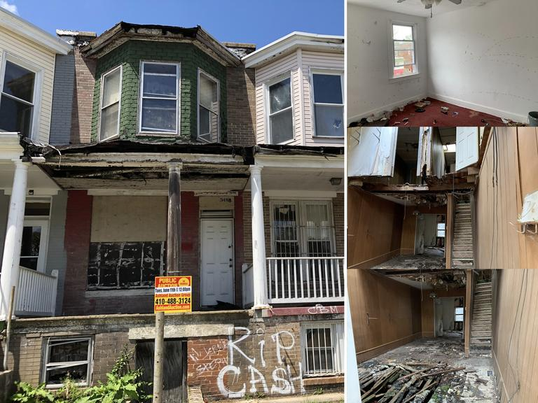 3418 W Belvedere Ave. Baltimore, MD 21215
