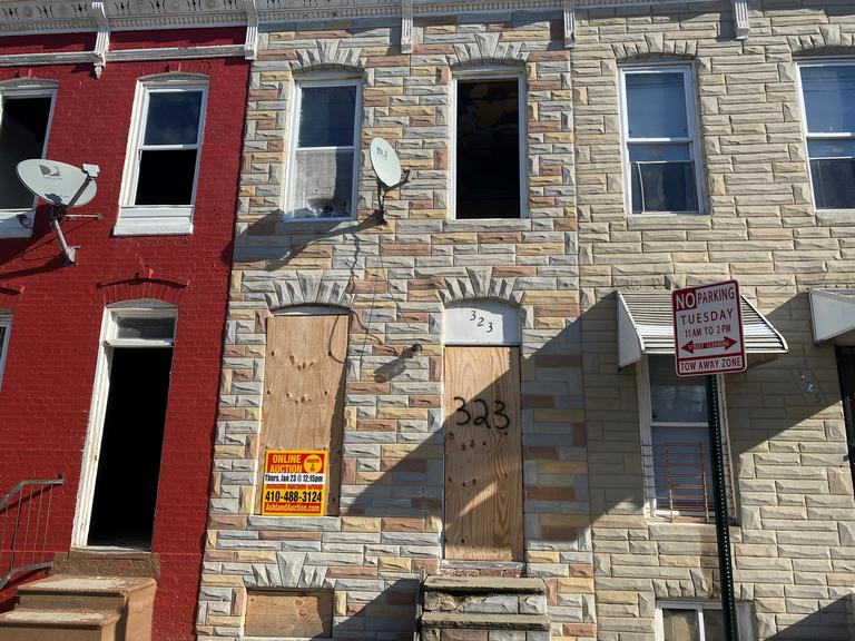 323 Furrow St. Baltimore, MD 21223