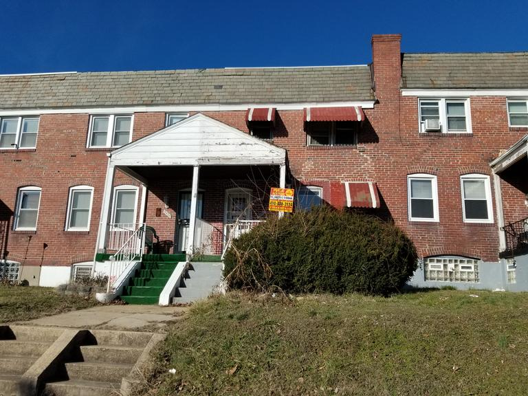 2424 W Lexington St. Baltimore, MD 21223
