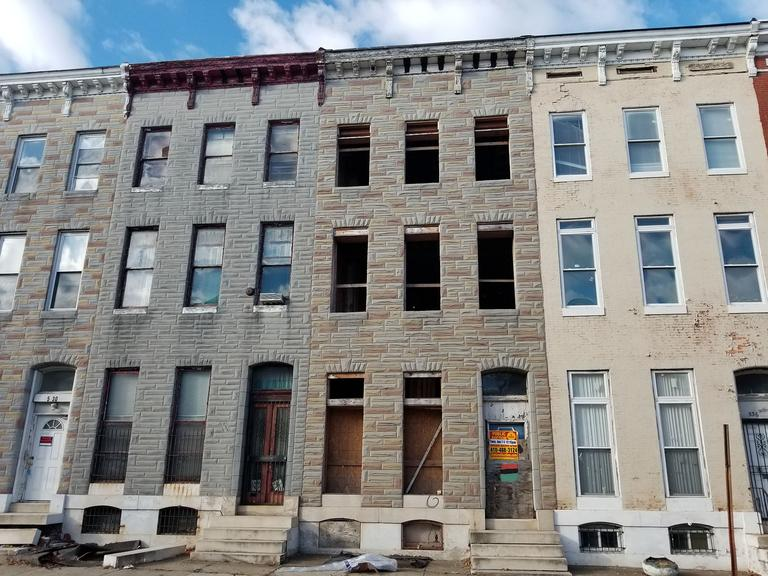 534 N Fulton Ave. Baltimore, MD 21223